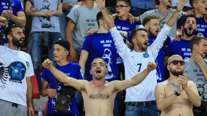 Napadi na navijače Kosova u Plzenu