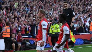 Arsenal razbio Tottanham u derbiju sjevernog Londona
