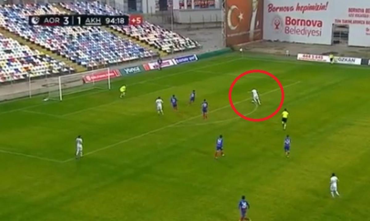 Irfan Hadžić postigao čudesan gol za Akhisarspor