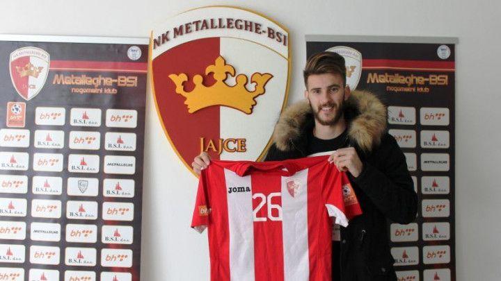 Pavlović potpisao za Metalleghe BSI