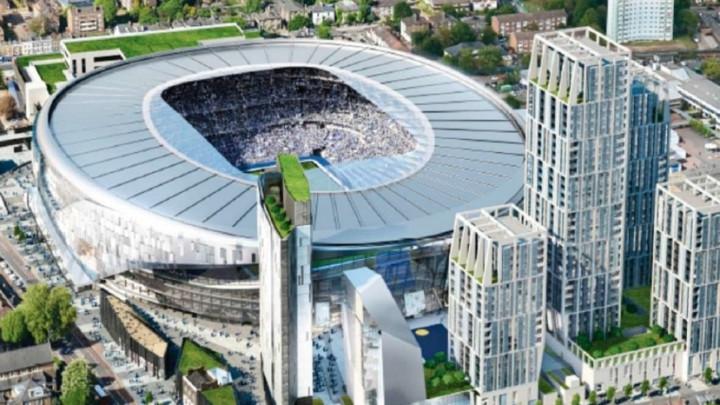 U Londonu se gradi još jedno čudo od stadiona