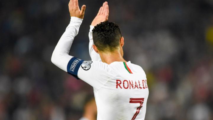 Ronaldo zabio Litvancima četiri gola i srušio brojne rekorde!