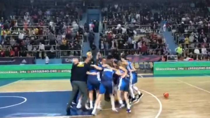 Da se naježiš: Pogledajte snimak s tribina u Orenburgu i veliko slavlje bh. košarkašica
