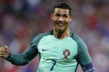 Ronaldo se počastio pred Poljsku