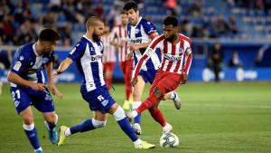 Novi kiks Atletico Madrida: Ekipa Diega Simeonea ponovo remizirala