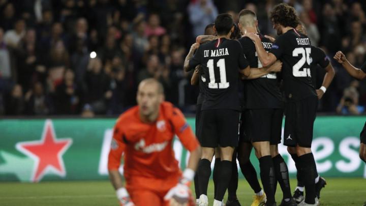 Zvezdi se nema šta zamjeriti: PSG se poigrao sa Beograđanima