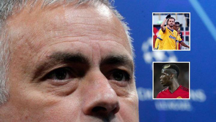 Jose Mourinho je bio sasvim jasan: Samo Miralem Pjanić dolazi u obzir!