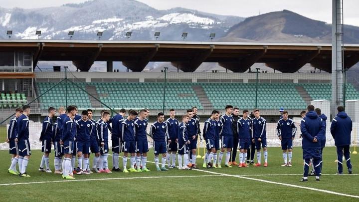 Kadeti BiH sutra igraju protiv Mađarske