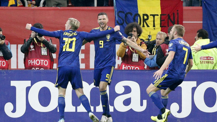 Švedska otišla na Euro, Olmo zabio na debiju za Španiju