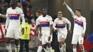 Ludnica u Nancyju, Lyon preokretom u 95. minuti do pobjede