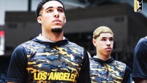 Braća Ball nastavila sa komičnom košarkom