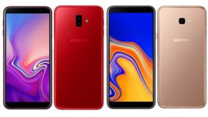 Samsung predstavio nove Galaxy J6+ i J4+ pametne telefone