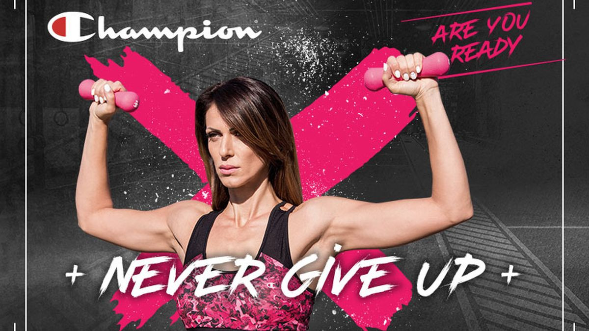Champion oprema za aktivan ženski trening