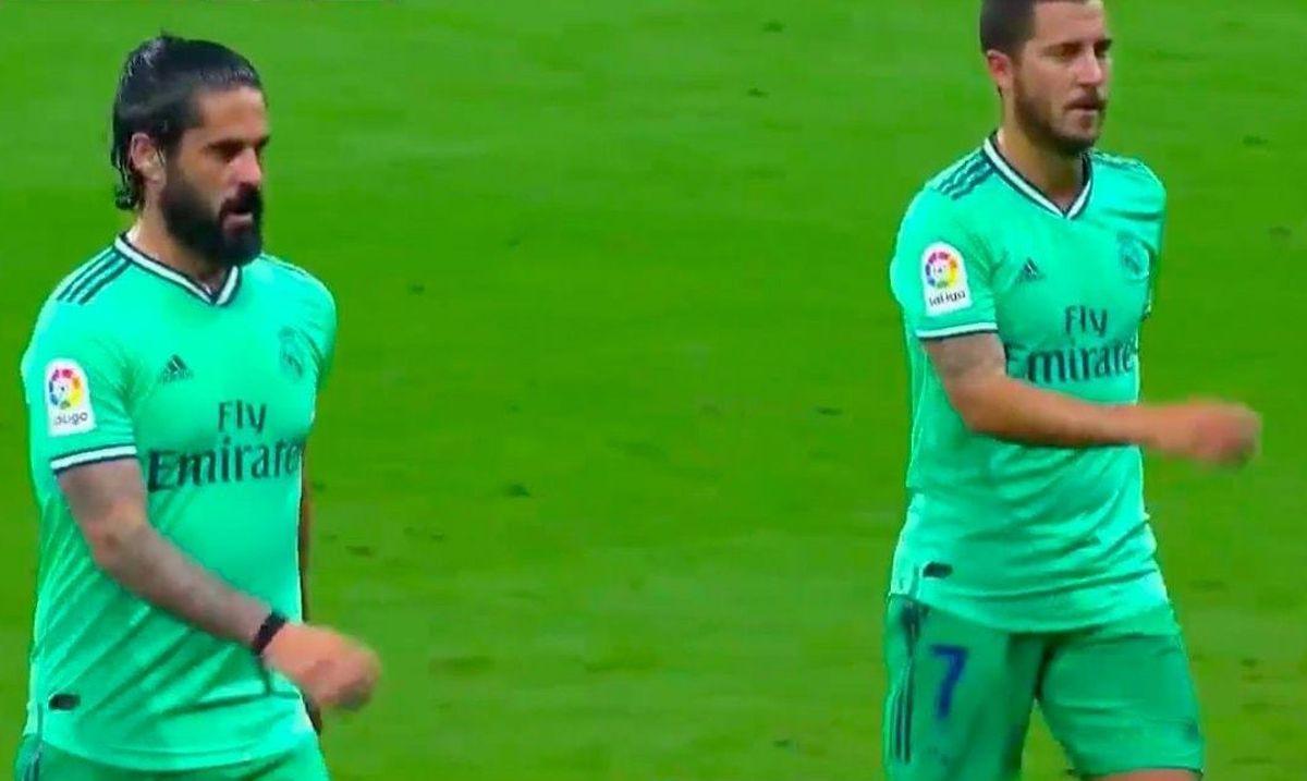 """Zidane ih istovremeno poslao u svlačionici:  """"Debeljuce"""" Hazard i Isco su hit"""