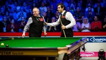 Higgins u snooker klasiku očitao lekciju O'Sullivanu