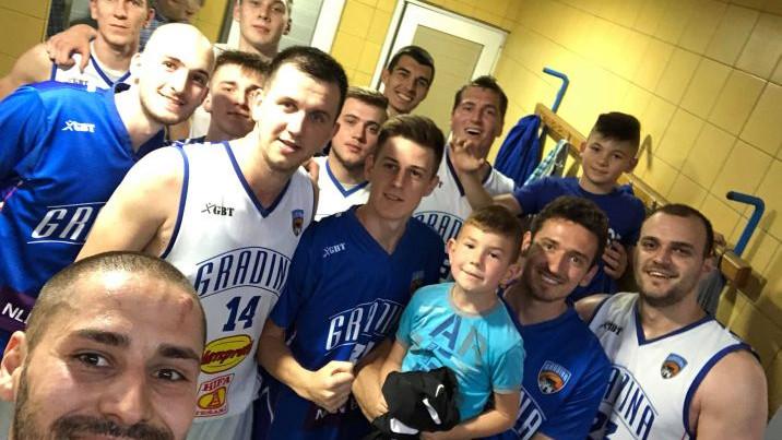 Srebrenik slavi: Gradina u finalu A1 lige, fantastična partija Čerkezovića