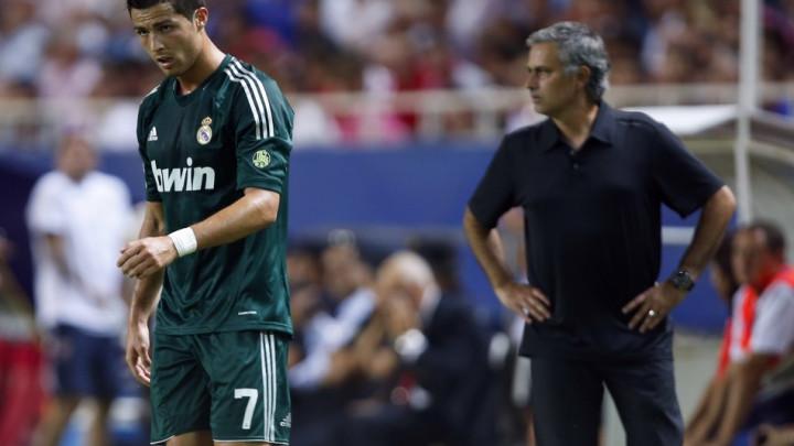 Mourinho: Kada sam došao u Real bojali su se Lyona, a to mi nikako nije bilo jasno