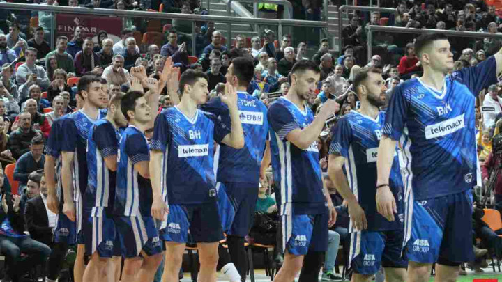 FIBA World Ranking: Bosna i Hercegovina pala za pet pozicija