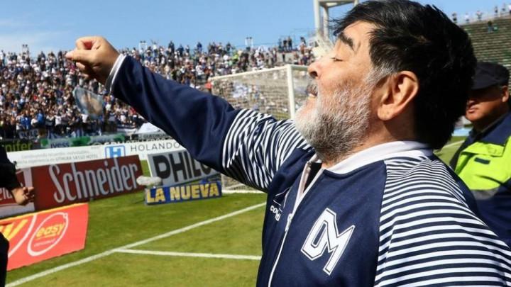 Maradona: Ja ne izdajem, pa nisam Englez