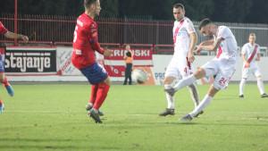 FK Borac nestao u pet minuta: HŠK Zrinjski ih potpuno razbio!
