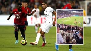 """PSG je igrao u Izraelu i izgubio, Hakimi je u Tel-Avivu prošao pravu """"golgotu"""""""