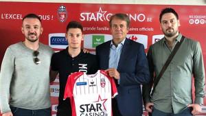 Kuzmanović i definitivno u Belgiji, potpisao trogodišnji ugovor