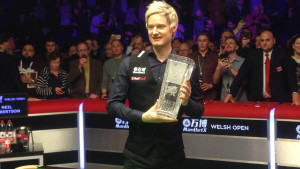 Neil Robertson u sjajnom meču savladao Stuarta Binghama i osvojio Welsh Open