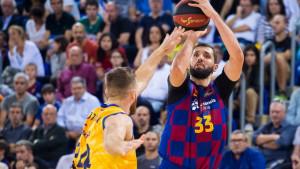 Barcelona nije mogla napraviti bolji potez, Mirotić pruža brutalne partije ove sezone