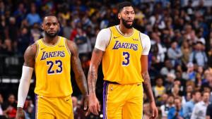 Lakersi na pogon Jamesa i Davisa savladali Detroit