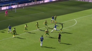 James zabio fantastičan debitantski gol za Everton