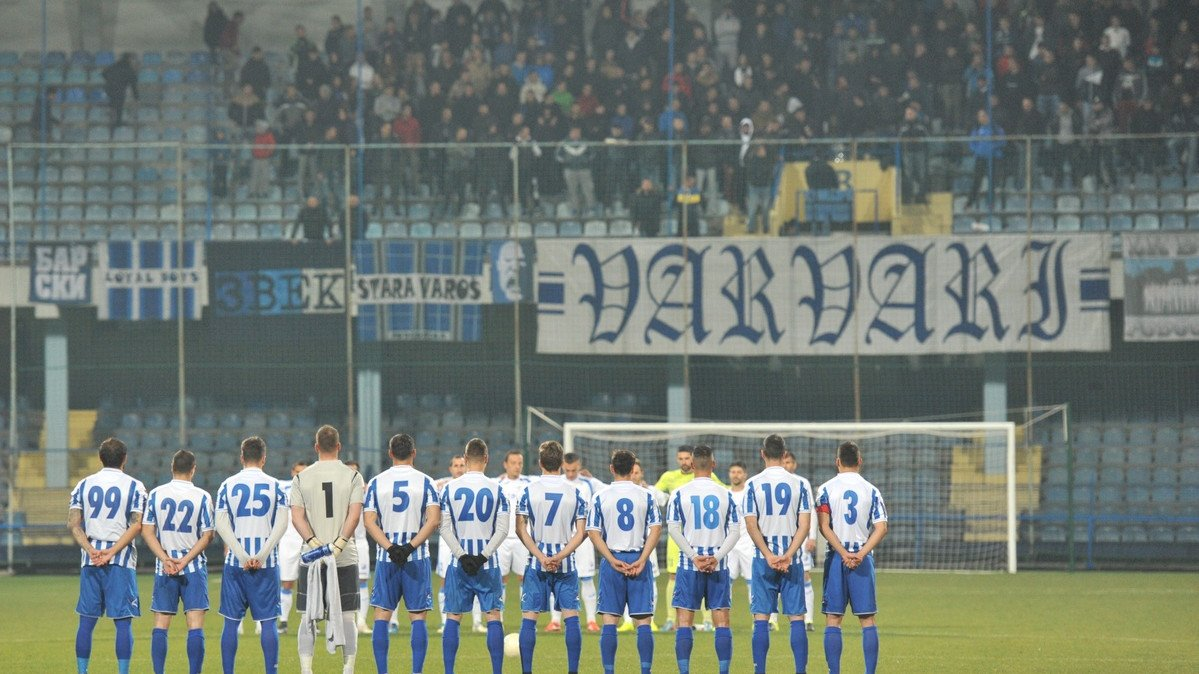 UEFA kažnjava Budućnost iz Podgorice