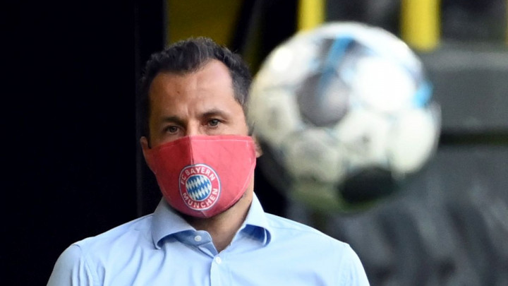 Nakon historijske noći oglasio se i glavni junak Bayerna - Hasan Salihamidžić