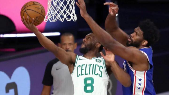 Celticsi pomeli 76erse