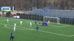 Scenu iz finiša utakmice između Krupe i Širokog nikada nije lijepo vidjeti