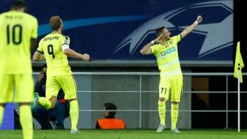 Golčina Miloševića protiv Club Bruggea