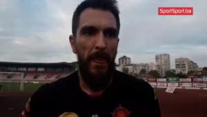 Vasiljević: Idemo utakmicu po utakmicu