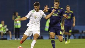 Dinamo slavio, Gojak upisao asistenciju