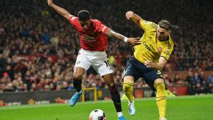 """Arsenalov sastav za """"Oštrice"""": Kolašinac u od prve minute, velike zvijezde ni u rosteru"""