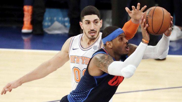 Enes Kanter rame uz rame sa velikanima NBA lige