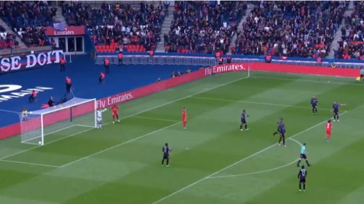 Verratti postigao kontroverzan gol Bastiji