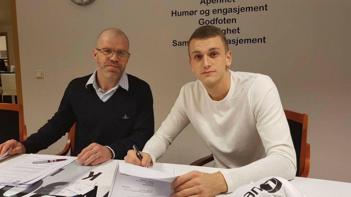Službeno: Šerbečić potpisao za Rosenborg
