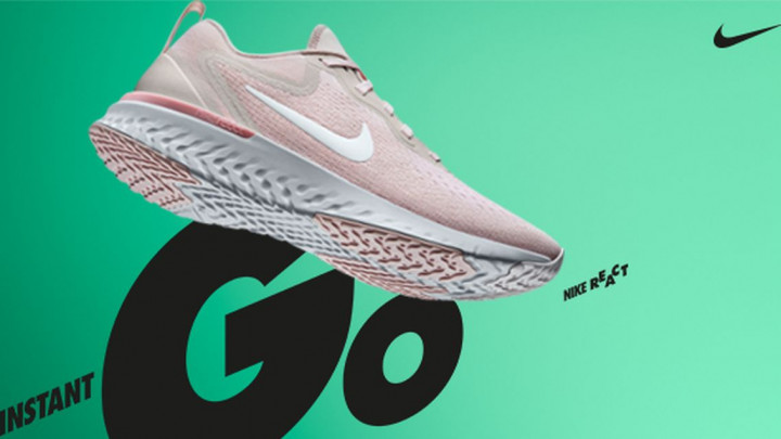 """Nike react - """"najkompletnija pjena do sada"""""""