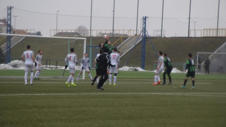 FK Rudar Prijedor slavio u novoj provjeri