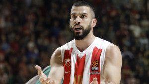 Crvena zvezda deklasirala Zadar i zasjela na vrh, Lazić postao rekorder