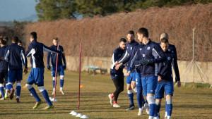 Bojo pošteđen, Stevanović ranije napustio trening