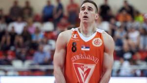 Bivši MVP lige Srbije novo pojačanje OKK Čelik