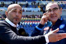 Spalletti: Napoli je igrao nebeski fudbal