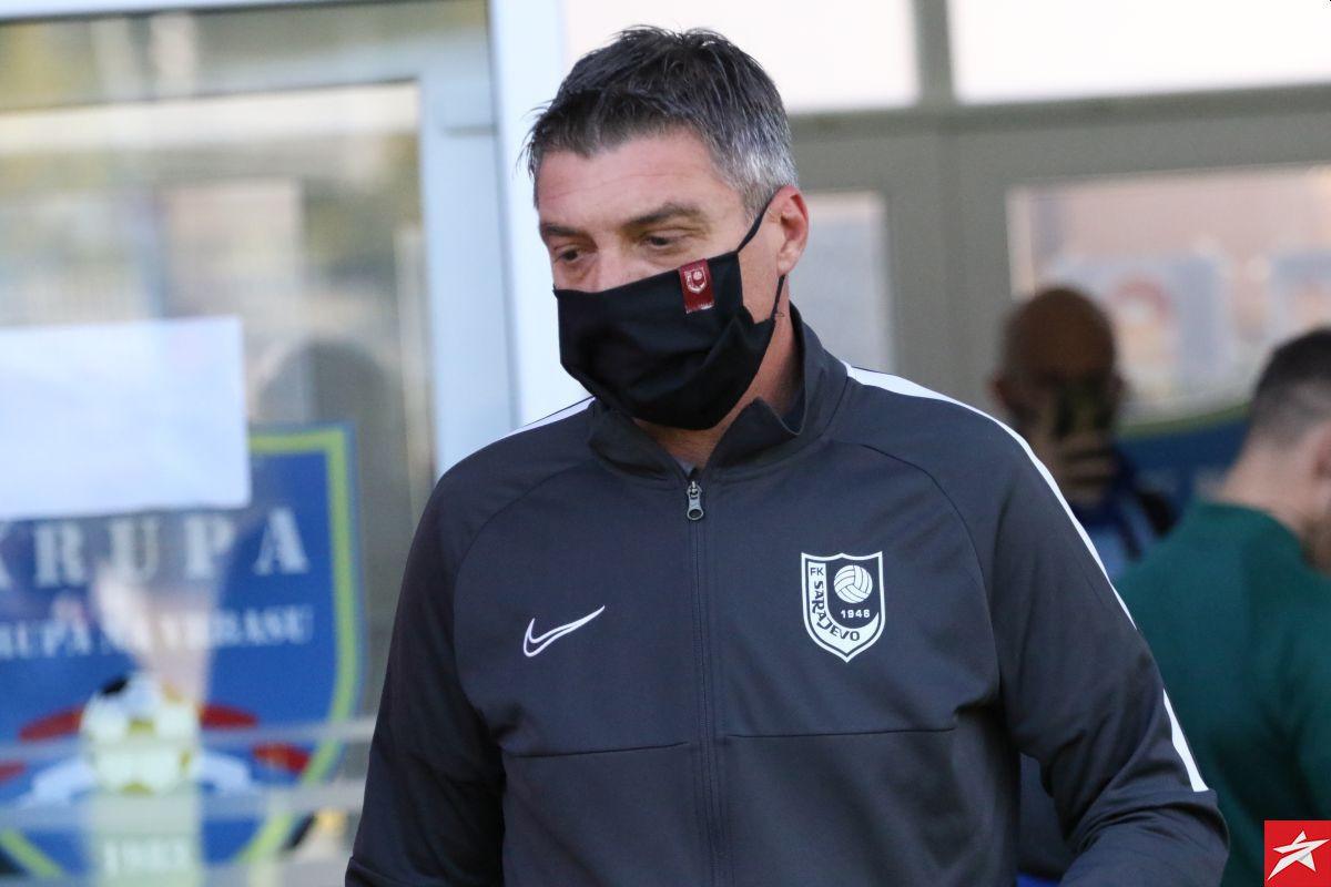 Marinović: Sigurno da će sutra biti specifičan derbi!