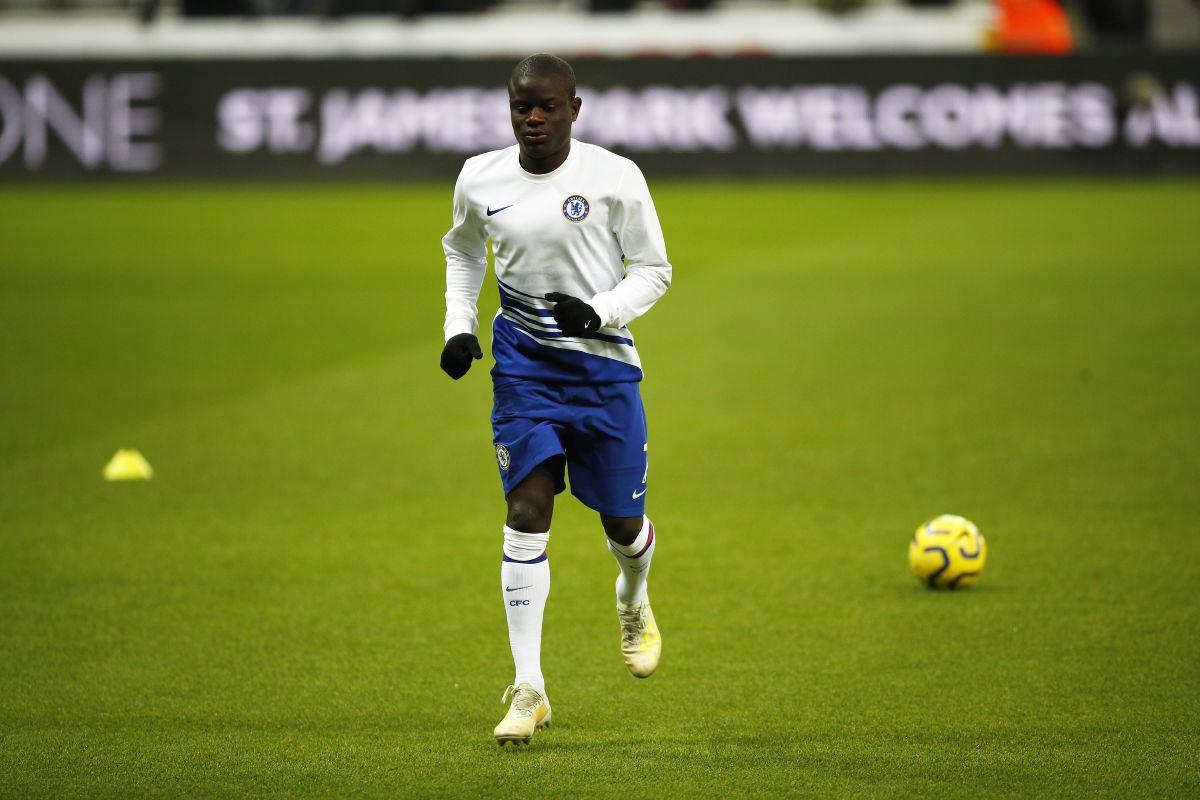 Kante propustio jučerašnji trening Chelseaja jer je zabrinut za vlastitu sigurnost