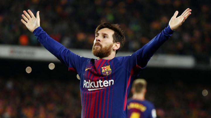 Dovoljno je samo da istrči na teren i Messi će srušiti još jedan rekord